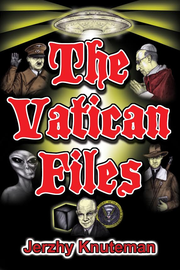 The Vatican Files Book Cover